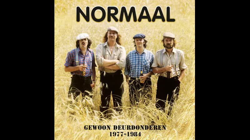 Normaal Нидерландская рок группа