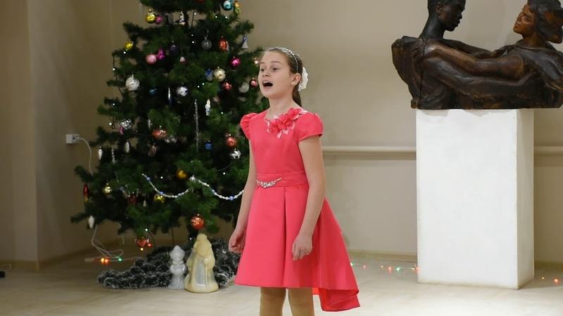 Евгения Зарицкая Рождественская песня