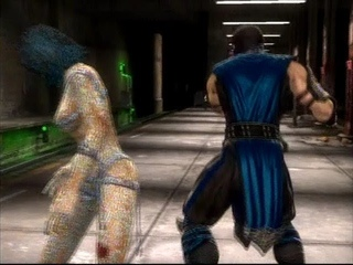 MORTAL KOMBAT 9 : X-Ray Glitches with SUB-ZERO (including FROZEN GLITCHES)