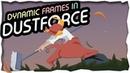 Dynamic Frames in Dustforce