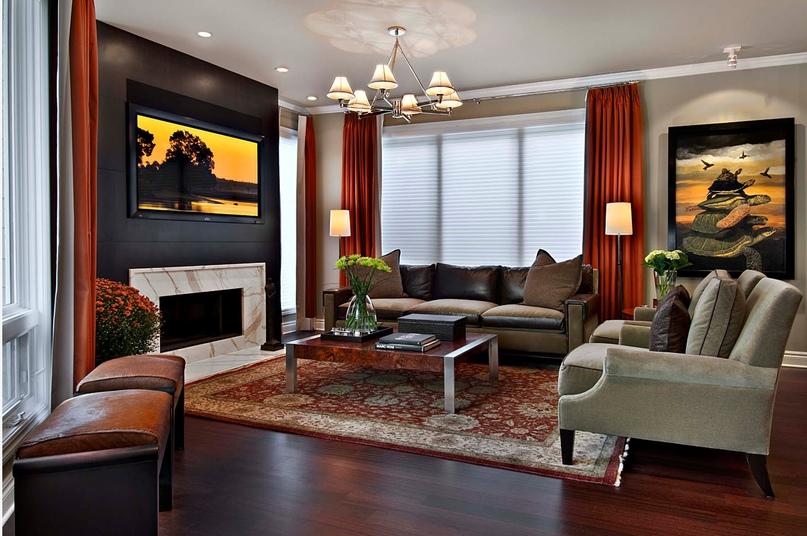 Как преобразить любую комнату с помощью штор, изображение №10