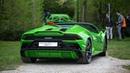2019 Lamborghini Huracan EVO Spyder Driving Sounds Overview