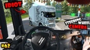 ★ IDIOTS on the road 62 - ETS2MP | Funny moments - Euro Truck Simulator 2 Multiplayer