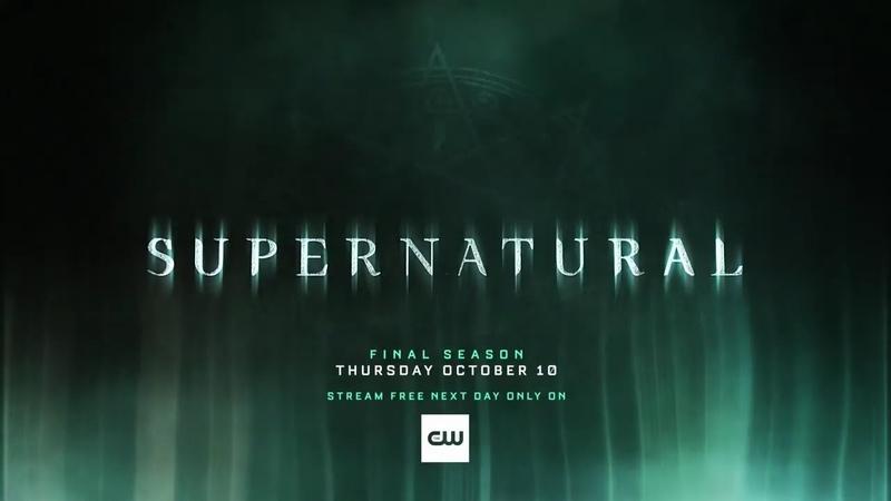 Сверхъестественное трейлер 15 сезона на русском русские субтитры Supernatural Season 15 promo