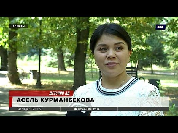 Молодая алматинка обвиняет отчима в регулярном изнасиловании и избиении