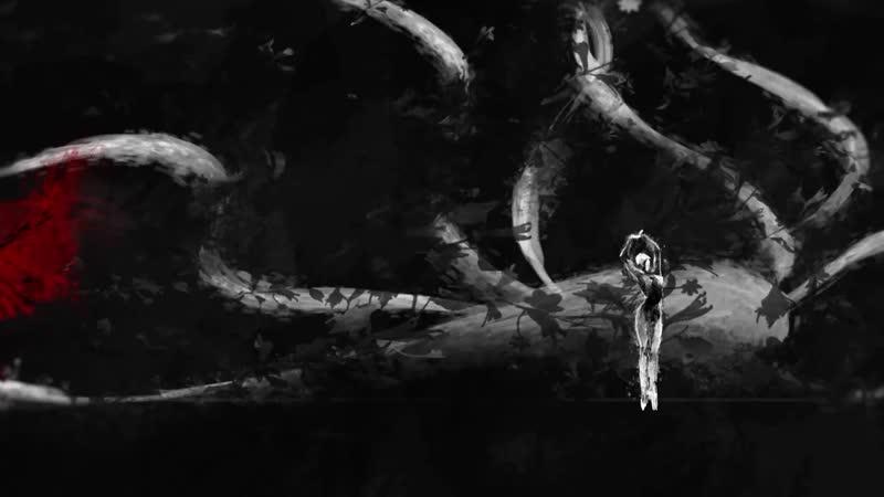 Соловей и роза - мультфильм реж. Анастасия Чернова