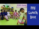 210 - ESL Game Lunch Box | ESL Game for small kids | Mux's ESL games |