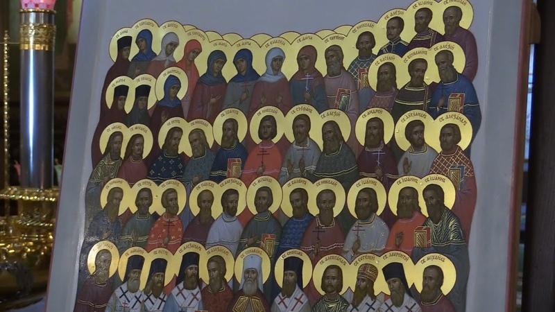 Особенности иконографии новомучеников