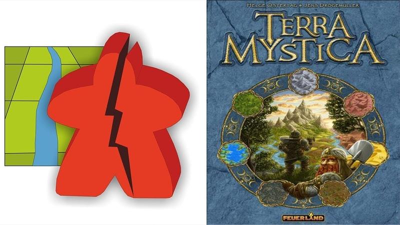 Terra Mystica (STEAM) Playthrough - Broken Meeple APProved