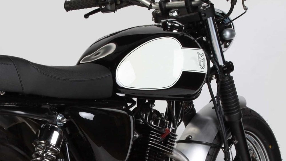 Мотоцикл Mutt GT-SS