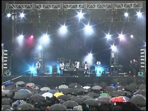 The Birthday Massacre at Mera Luna Festival 2005 [FULL]