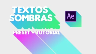 Textos y Sombras Profesionales After Effects