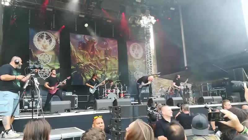 Aborted - Live in Brutal Assault 2019