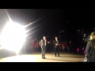 Мэр Карамышев закрывает фонтан на Драм.театре