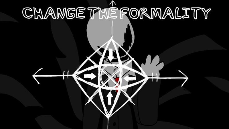 Change the formality MEME Slenderverse villains Villanos Slenderverse