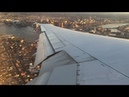 Delta Airlines Boeing 767-400ER Take-Off from Boston Logan Airport with a Beautiful View of Downtown