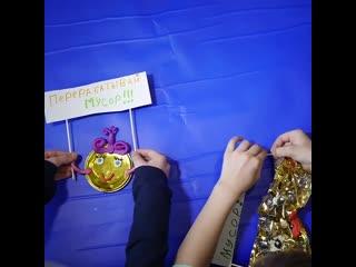 Дети создают мультфильм   фестиваль Меридиан надежды
