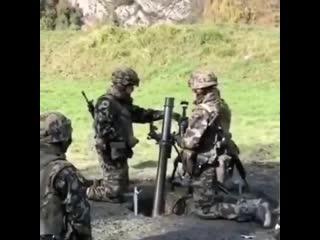Когда девушку взяли в армию