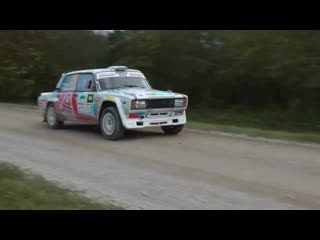 Saaremaa Rally 2019 Lada 2105 Baikov