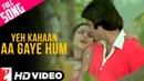 Yeh Kahaan Aa Gaye Hum Song ये कहाँ आ गए हम Silsila Amitabh Bachchan Rekha Lata Mangeshkar