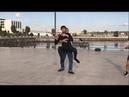 Красивая Песня Девушка Танцует Ярко В Баку 2019 Lezginka Tufli ALISHKA ELXAN NELYA