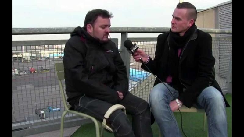 Daniel Kandi interview The Wizard Live Strasbourg 2014