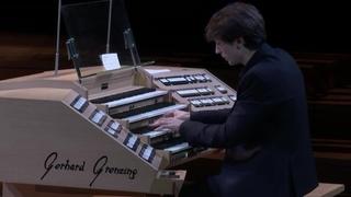 Tournoi d'improvisation à l'orgue : Karol Mossakowski / Thomas Ospital