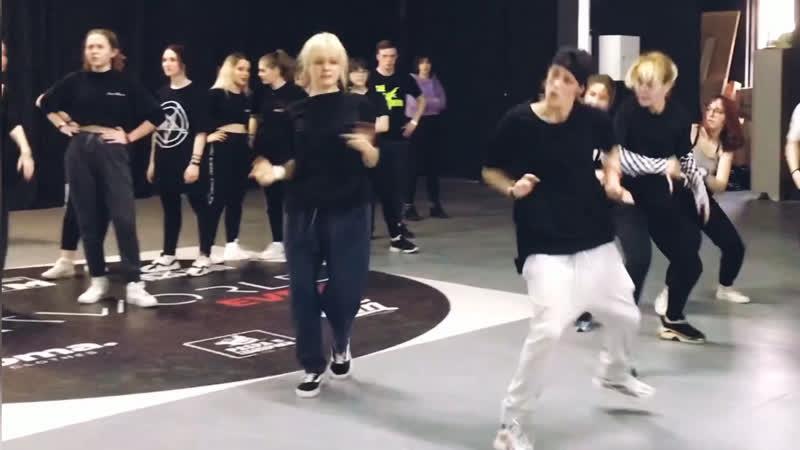 HipHop choreo Lina
