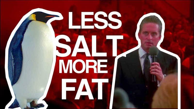Low Sodium's link to Fat Gain Insulin Resistance Salt vs Sugar