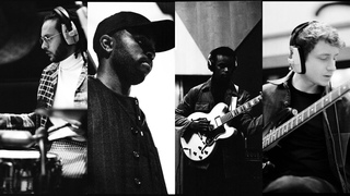 Yussef Dayes X Alfa Mist - Love Is The Message (Live @ Abbey Road)  Brown & Rocco Palladino