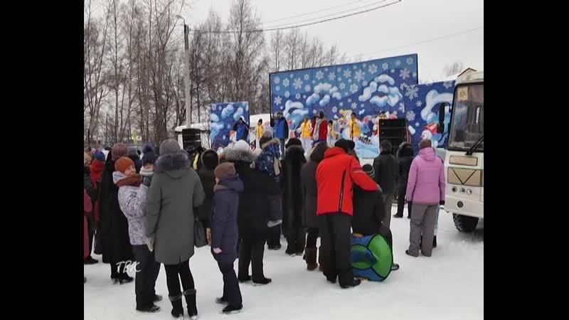 Ёлка главы Колпашевского района открыла череду новогодних мероприятий в нашем муниципалитете