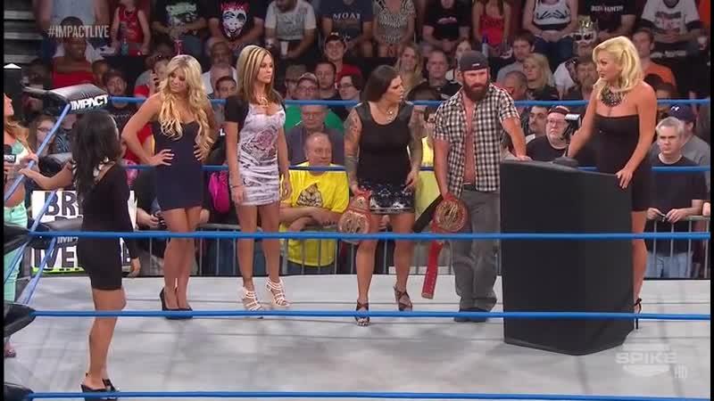 TNA Impact Wrestling 06.20.2013
