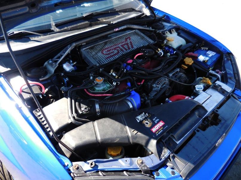 Проект «Subaru», изображение №5