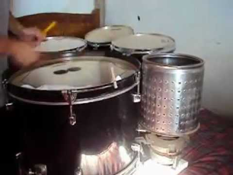 SLIPKNOT SPIT IT OUT PERCUSION SHAWN
