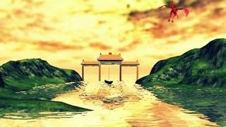 """""""Китайская сказка о красном драконе"""" ( мультфильм, Николай  Филиппов,2012)"""