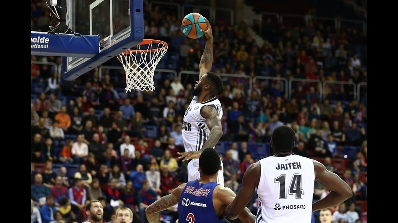 Flights by Elgin COOK are among TOP 5 Plays of VTB League Week 6