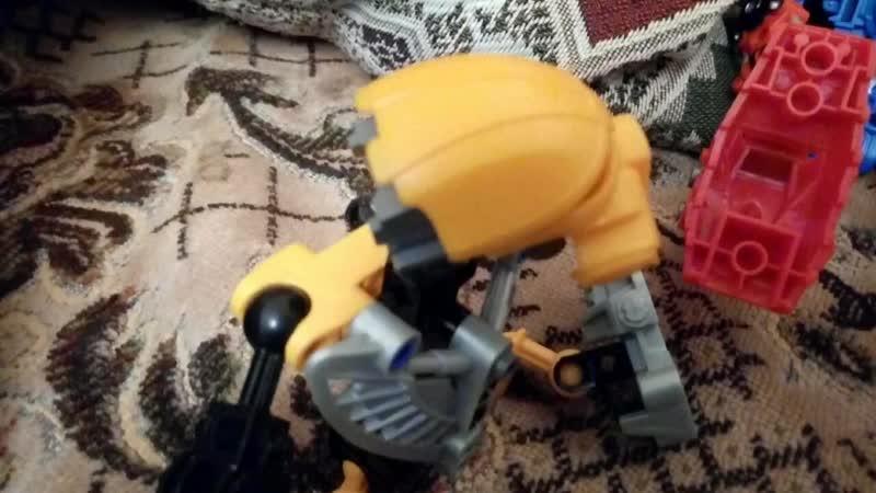 Bionicle:Adventure 1 сезон 5 серия Мертвая долина