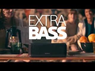 Портативная колонка sony srs-xb41 extra bass