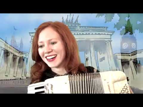 Avicii Wake me up accordion cover by Scarlett