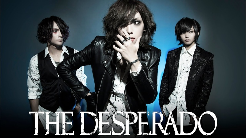 THE DESPERADO 2019.12.29 Debut!! 1st Single Release! Nero/元DEVILOOFメンバーSeiya/Hirotoによる3人ユニットが遂に動き出す