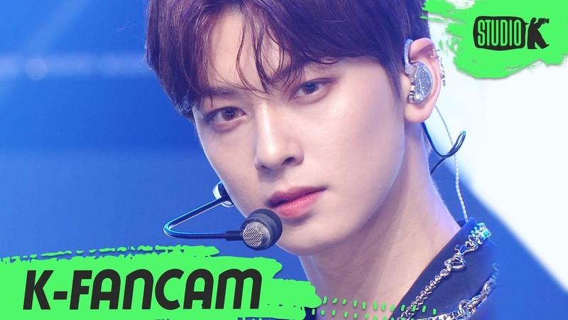 [K-Fancam] 아스트로 차은우 직캠 Blue Flame (ASTRO CHA EUNWOO Fancam) l @MusicBank 191122