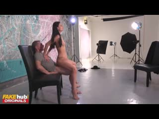 Fakehub originals mannequin comes alive to fuck and squirt