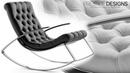 Моделирование кресла Kel Prestige Designs в 3dsmax