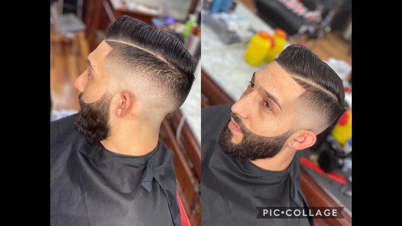Cuál es el mejor corte para ti Peinado corte y barba