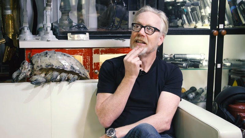Ask Adam Savage: What Full-Size Working Prop Would You Want to Make?