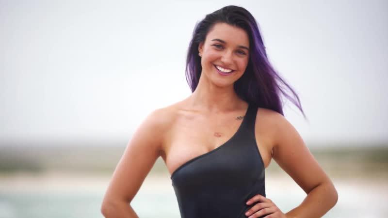 Brenna Huckaby Videos Sports Illustrated Swimsuit 2018