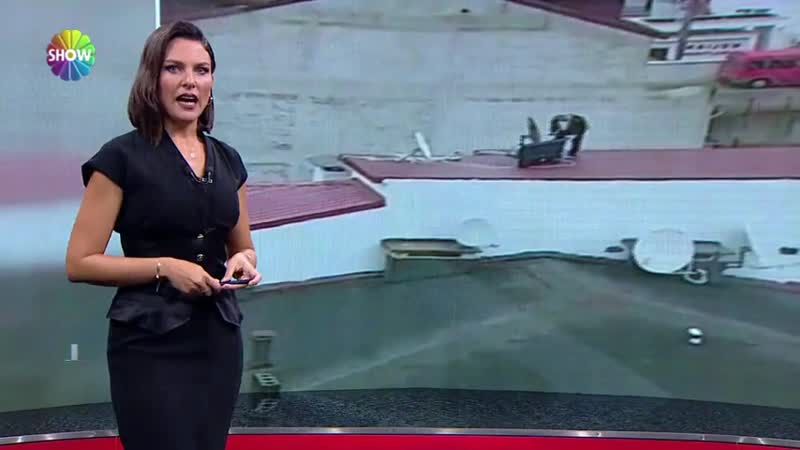Televizyona çatıda ayar verdi mp4