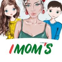 Логотип IMOM'S Ижевск