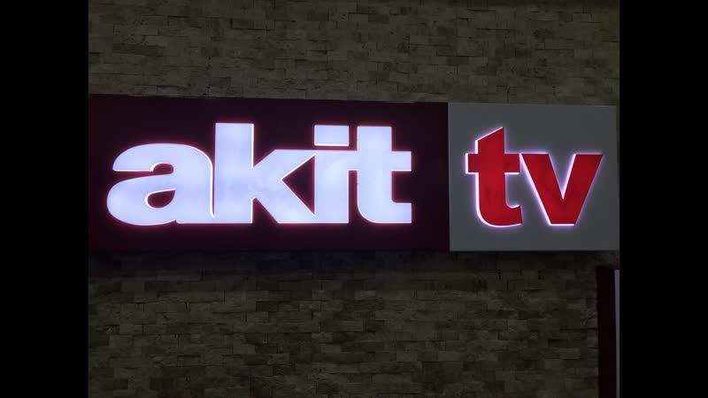 MANŞETLERİN DİLİ AKİT TV BÖLÜM (01)-09