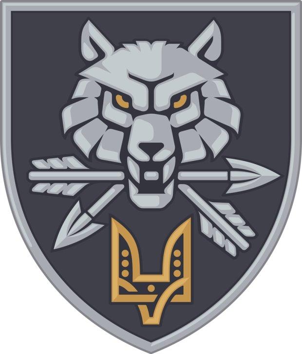 В ВСУ появился отряд волков-оборотней. Вышли из темноты, уложили врага и тихо вернулись. Показана их эмблема